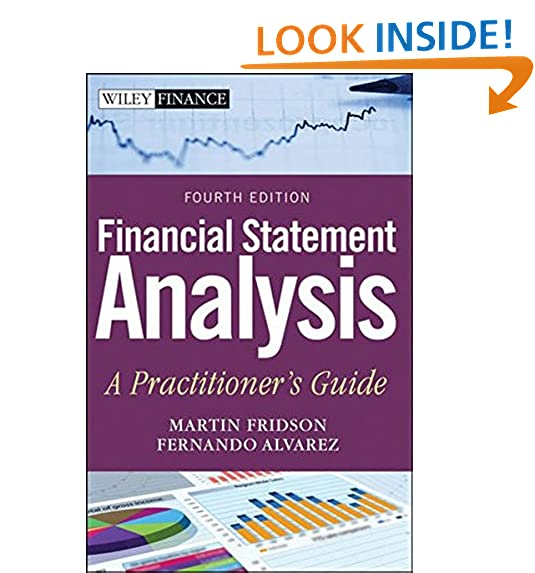 Financial Statement Analysis AmazonCom