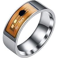 CALISTOUS Smart Ring Multifunctionele Waterdichte Intelligente Magic Ring ID-kaart Smart Wear Vinger Digitale Ring voor…
