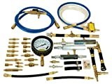 fuel pressure gauge adapter tbi - Performance Tool W89726 Master Fuel Injection Test Kit