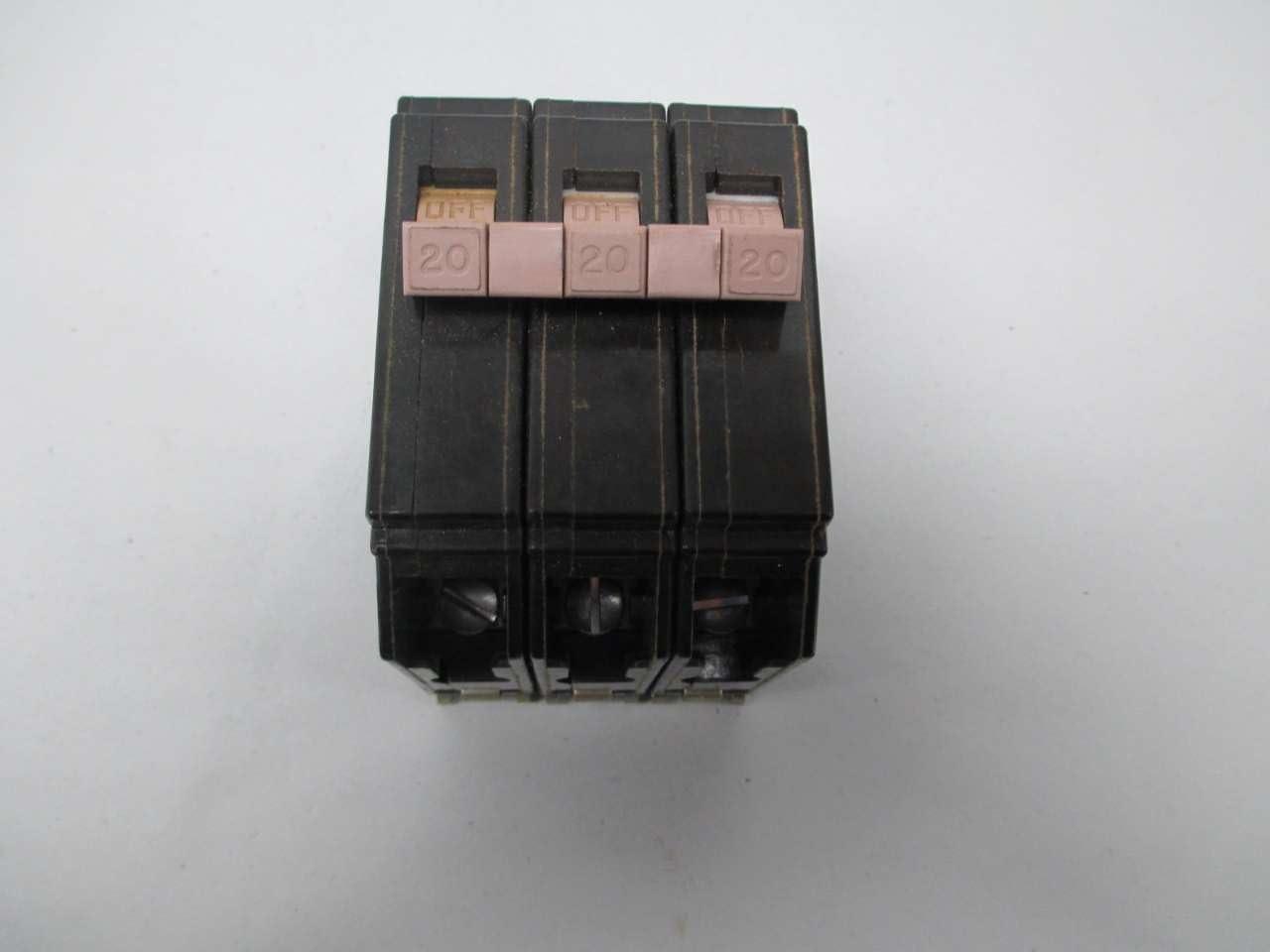 CH320 CH Plg-in type Breaker, Original make