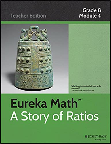Amazon.com: Eureka Math, A Story of Ratios: Grade 8, Module 4 ...
