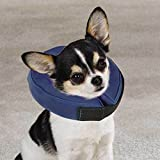 INFLATABLE DOG COLLAR Soft Alternative to Elizabethan Collars to Protect Dogs(Small)