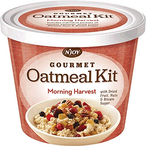 (SUG40772 - Njoy Gourmet Morning Harvest Oatmeal)