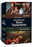 Box Introdução Ao Novo Testamento - Craig L. Blomberg Evangelhos, Atos A Apocalipse