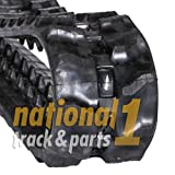 Bobcat MT52 Skid Steer Tracks , Track Size 180x72x39