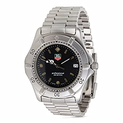 Tag Heuer Professional Quartz Male Watch 1500 962.006R (Certified Pre-Owned) by Tag Heuer