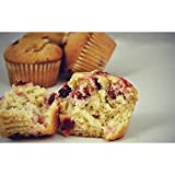Foxtail Foods Cranberry Nut Muffin, 1 Pound -- 18 per case.
