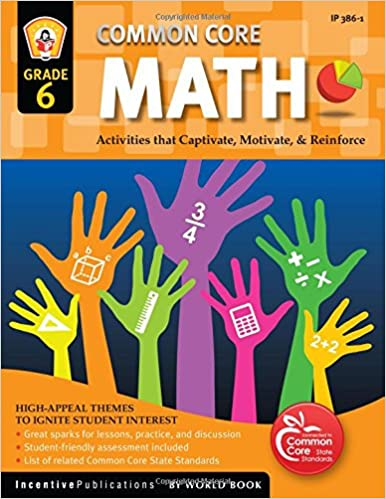 Amazon.com: Common Core Math Grade 6 (9781629502359): Marjorie ...