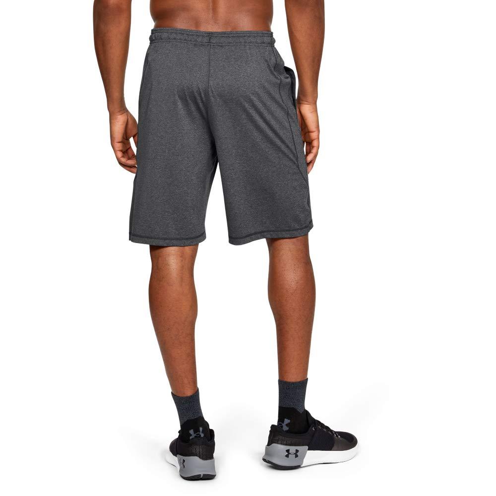 XL Under Armour Herren Raid 25,4/cm Shorts Carbon Heather//Black