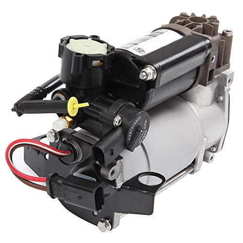 (AUTOMUTO Airmatic Air Suspension Compressor Pump A2203200104 Air Compressor Air Pump Replacement fit for 2002-2009 Mercedes-Benz E500 /1998-2006 Mercedes-Benz E55 AMG /2007-2009 Mercedes-Benz E550)