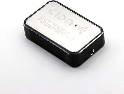 Linsoul E1DA PowerDAC V2 - Cable para Auriculares (Conector PEQ ...