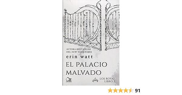 El palacio malvado: Amazon.es: Watt, Erin, Arteaga, Tamara, M ...