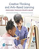 img - for Creative Thinking and Arts-Based Learning: Preschool Through Fourth Grade (7th Edition) book / textbook / text book