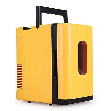 GXFC Mini Nevera Mini refrigerador para automóvil de 10 litros ...