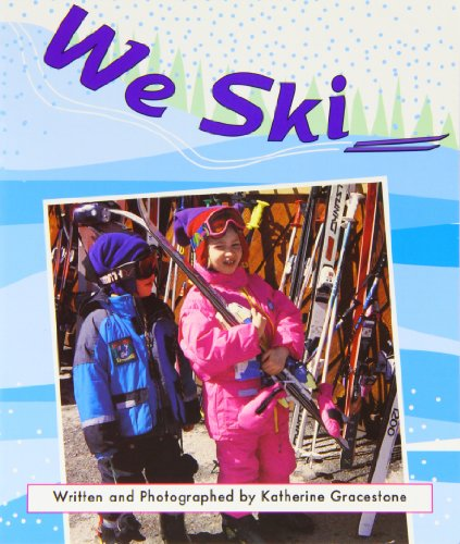 We Ski: Set A Emergent Guided Readers (Storyteller First - Sets Emergent Readers