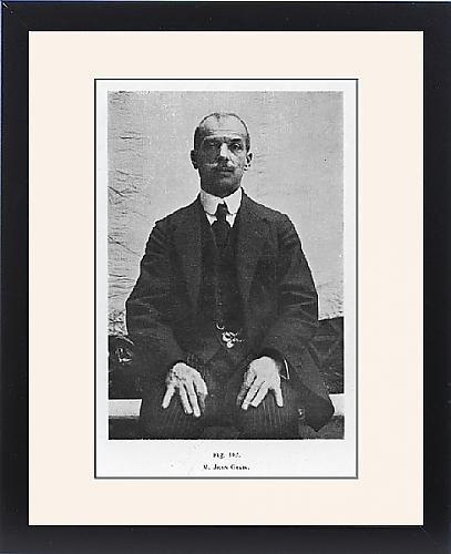 Framed Print Of Jan Guzyk, Medium by Prints Prints Prints