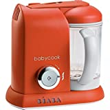 Béaba Babycook Solo - Robot de cocina, color azul pastel