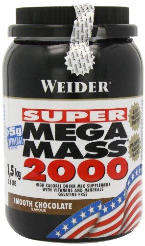 Weider Nutrition Mega Mass 2000 Chocolate 1500g