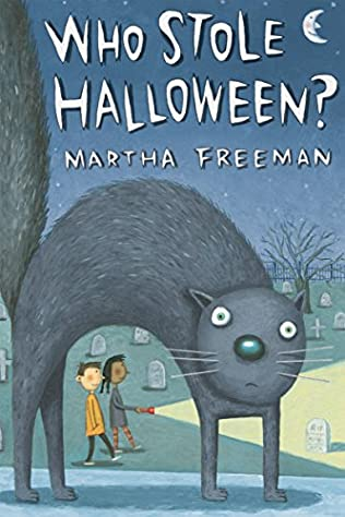 book cover of Who Stole Halloween?