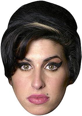 Amy Winehouse Mask: Amazon.es: Juguetes y juegos
