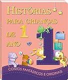 capa de Histórias Para Criança de 1 Ano