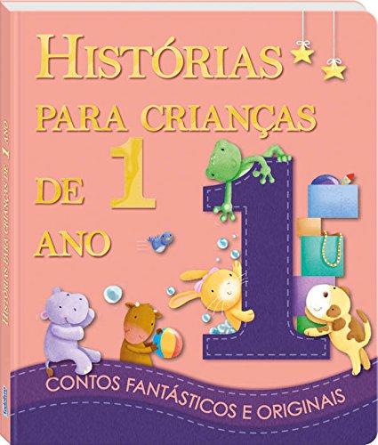 Histórias Para Criança de 1 Ano