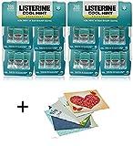 Listerine Cool Mint Pocketpaks Breath Strips, 24-24-Strip Pack total 576 strips