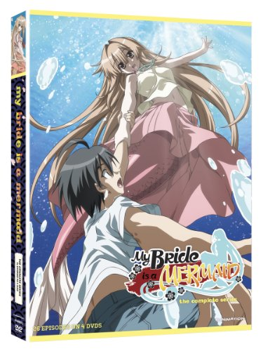 My Bride Is a Mermaid: Complete Collection (My Bride Is A Mermaid)