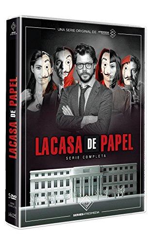 La casa de papel (1ª temporada)