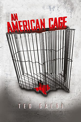 An American Cage: A prison-break psychological thriller