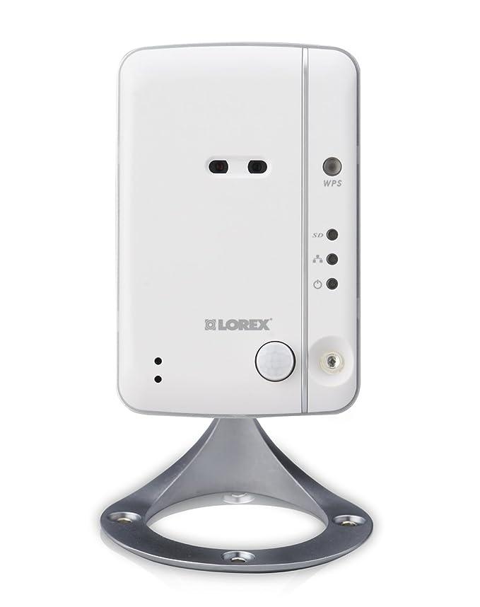 Lorex LIVE Ping Cámara de seguridad IP Interior Caja Blanco 640 x 480Pixeles: Amazon.es: Electrónica