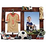 Neil Enterprises, Inc 3.5'' x 5'' Soccer Picture Frame