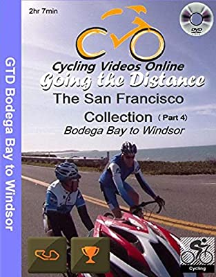 Going the Distance, Bodega Bay to Windsor CA - Virtual Indoor ...