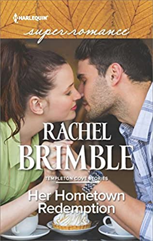 book cover of Her Hometown Redemption
