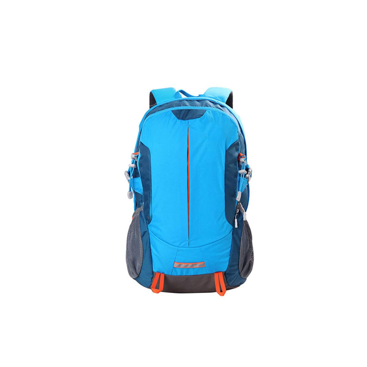 Chenjinxiang01 Backpack for Man,Outdoor Hiking Trip 30 Liter Backpack Blue Lake Color : Lake Blue