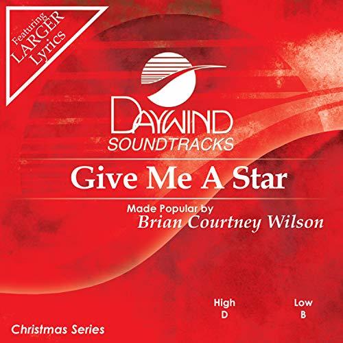 Give Me A Star [Accompaniment/Performance Track]