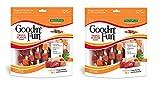 Healthy Hide Good n Fun yQojZ Triple Flavor Kabobs, 12 oz (2 Pack)
