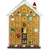 Gisela Graham Gingerbread House Advent Calendar