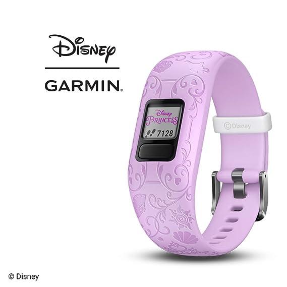 Garmin Vivofit Jr 2 Kids Fitness Activity Tracker Disney Princess Purple