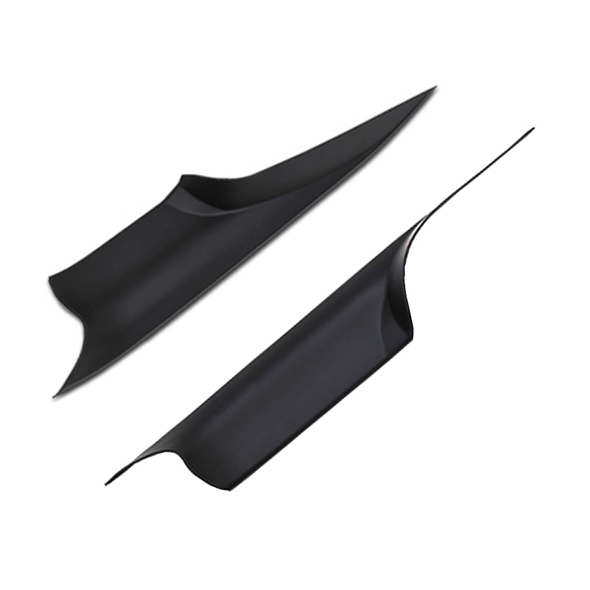 Moonlinks For BMW 7 Series Door Pull Handle Covers Right Front Interior Door Grab Handle Covers Trim(2 pieces,Fits 2008-2014 BMW 7 Series F01 F02) Left Front