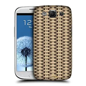 Head Case Designs Classic Basket and Wicker Protective Snap-on Hard Back Case Cover for Samsung Galaxy S3 III I9300 by icecream design