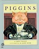 Piggins by Jane Yolen (1992-02-28)