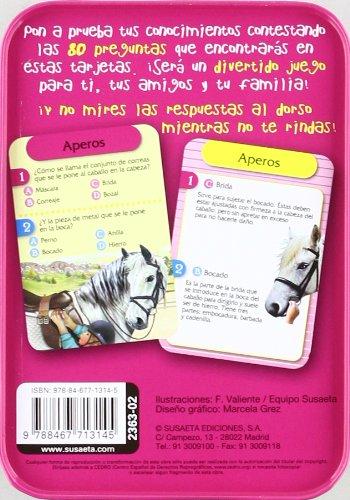 Caballos y ponis (Preguntas y Respuestas) (Spanish Edition): Inc. Susaeta Publishing: 9788467713145: Amazon.com: Books
