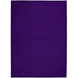 Garland Rug TS000A04807288 Town Square Area Rug, 4'x6' , Purple