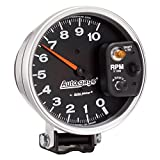 Auto Meter 233903 Autogage Monster Shift-Lite Tachometer
