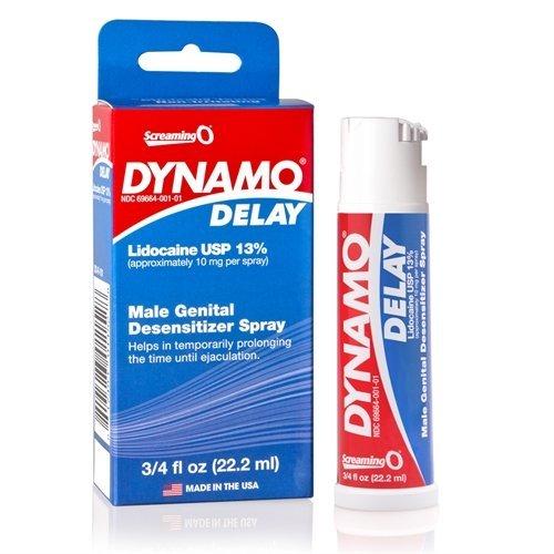 DD-R-110E - Dynamo Retard de Pulvérisation Unités par Screaming O