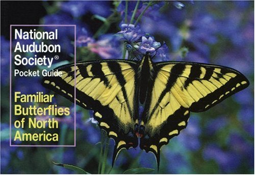 National Audubon Society Pocket Guide: Familiar Butterflies of North America (National Audubon (Audubon Pocket Guide)