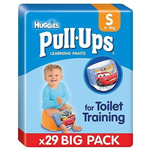 Huggies Small Pull Ups Boy Economy Pack 29 per pack