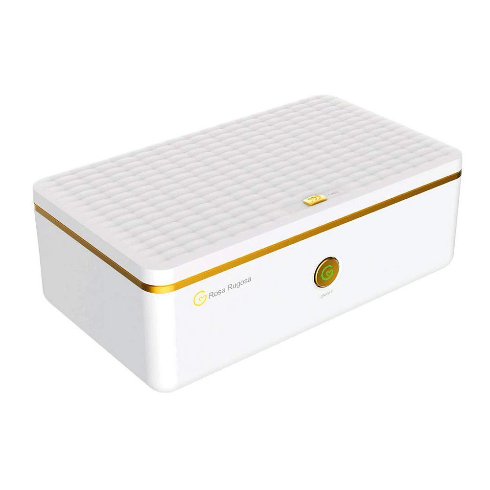 USB High End Portable Antibacterial UV Sterilization Box Ozone Disinfection Ultraviolet Sterilizer With Germicidal Lamp For Pacifier, Adult Products, Salon Tools, Tableware, Makeup Brushes, Toothbrush lzx