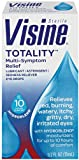 Visine Totality Multi-Symptom Relief Eye Drops, 0.5 Fluid Ounce
